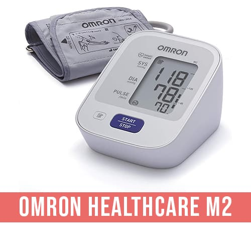 Sfigmomanometro OMRON Healthcare M2