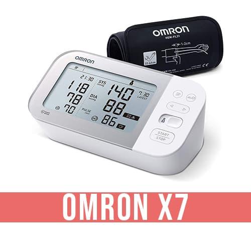 Sfigmomanometro OMRON X7
