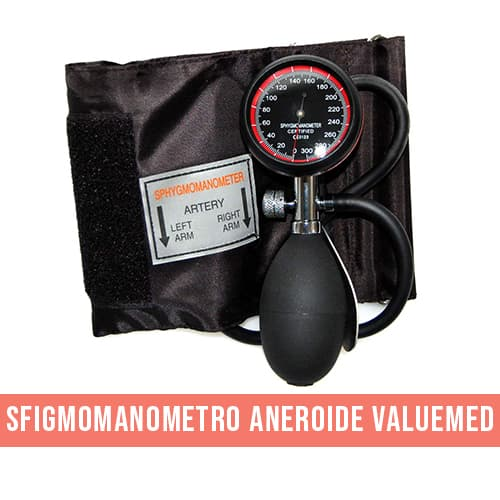 Sfigmomanometro aneroide Valuemed