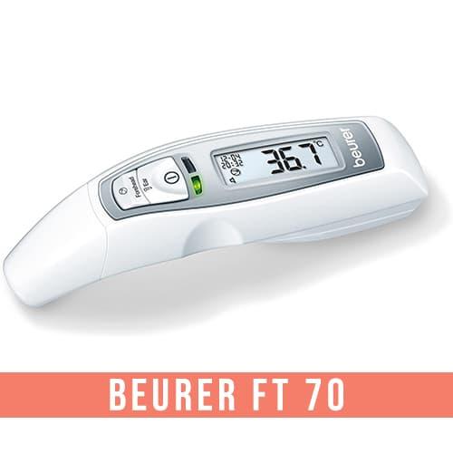 Termometro auricolare Beurer FT 70