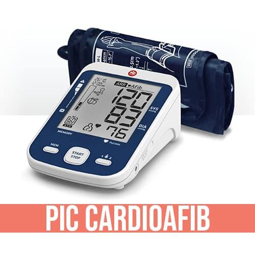 Misuratore pressione PIC CardioAFIB