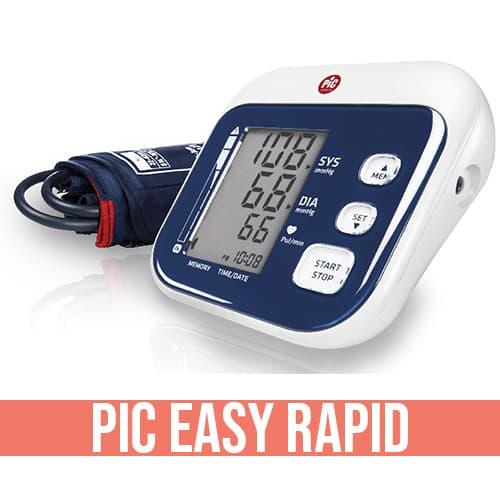 Misuratore pressione PIC Easy Rapid