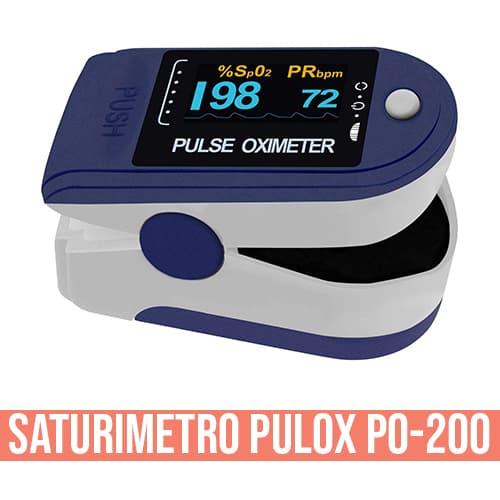 Saturimetro Pulox PO-200