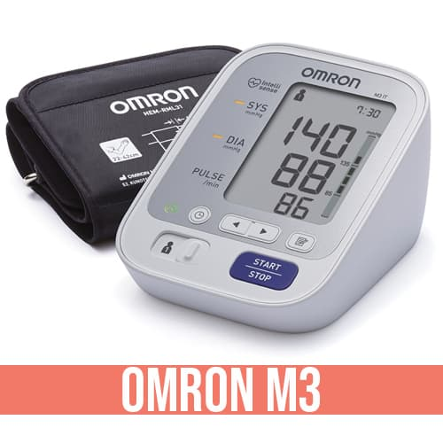 Sfigmomanometro digitale OMRON M3