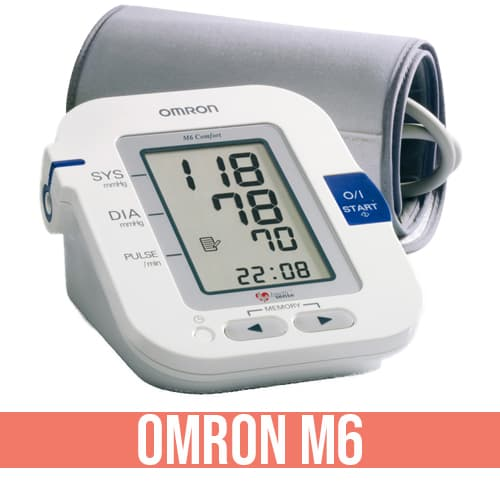 Sfigmomanometro digitale OMRON M6